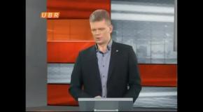 """Ігор Швайка в програмі """"Тема Дня"""" в етері """"UBR"""""""