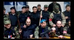 Обращение самообороны Крыма к Юго-Востоку