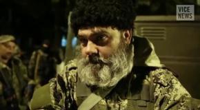 Российские наемникми среди украинских сепаратистов - видеодоказательство