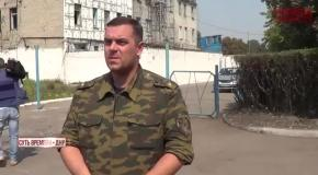 Заключенные попавшей под обстрел колонии в Донецке хотят воевать
