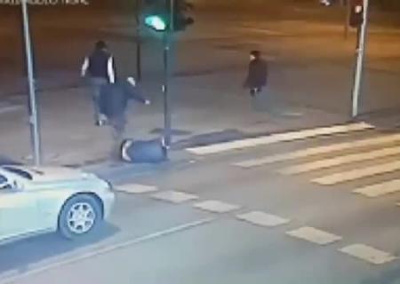 ВоЛьвове произошла массовая драка украинцев сбеларусами— есть пострадавшие