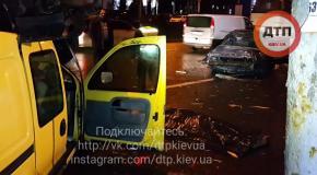Полиция ищет свидетелей смертельной ДТП в Киеве
