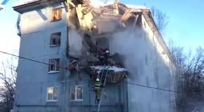 В Мурманске взорвался газ в доме