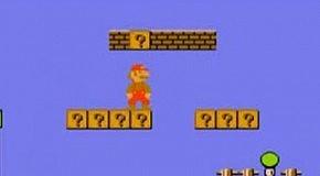Супер Марио отжигает :)