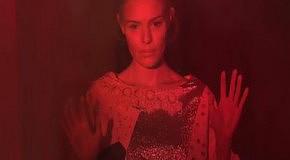 Kate Bosworth в образе вапмирши для Vanessa Bruno