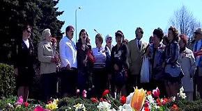 День Победы в Лиепае