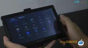 IPUM7053AV 7 Android 4.0 GPS-навигатор(8 Гб памяти + Европейская карта)-dealextreme