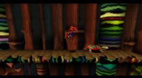 Прохождение  crash bandicoot 1(Часть 1)