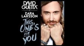 Гимн Евро-2016: David Guetta - This One's For You