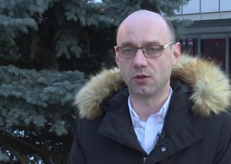 Стрельбу вКняжичах начал работник Госслужбы охраны— Луценко