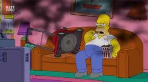 Один дома: версия Гомера Симпсона