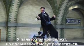 Сцены из допов Fantastic Beasts And Where To Find Them с Колином Фарреллом\Грейвзом