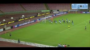 Наполи - Эспаньол 2:0 Видео голов и обзор матча