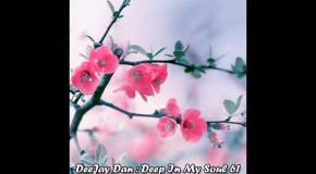 DeeJay Dan - Deep In My Soul 61 [2018]