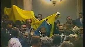 Верховна Рада проголошує незалежність України