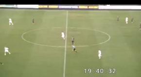 Ворскла - Металлург Д 2:1 видео голов матча чемпионата Украины