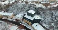 """Скандальный """"черный"""" театр в Киеве показали людям"""