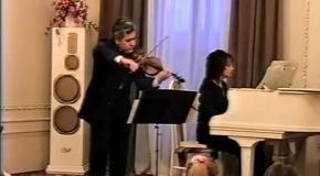 Играет Евгений Орлов- А. Пьяццолла Танго