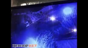 Поджог авто и.о. начальника Одесской таможни
