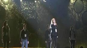 Евровидение 2010 - Niamh Kavanagh(Ирландия) первая репетиция