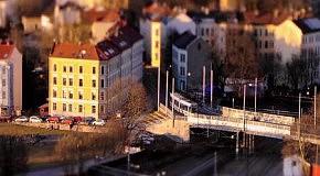 Впечатляющая экскурсия по миниатюрному Осло (time-lapse)