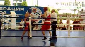 турнир С.Трестина, до 91 кг, Исаев - Чернобаев