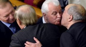 День в фото: президенты в Раде и замурованная Одесса