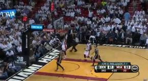Топ-5 моментов NBA за 14 мая 2014