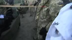 Порошенко наглядно показал, что его не устраивает в украинской армии