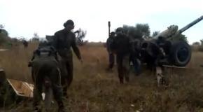 Сепаратисты стреляют из Градов и гаубиц