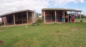 Строительство детских домов в Африке