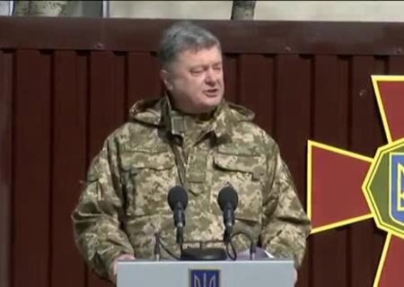 Порошенко принял решение восстановить неприкосновенные запасы навремя войны