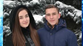Остання шкільна зима. Андрушівська гімназія. Володимир Повальчук
