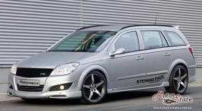 Чип тюнинг отзывы - Opel Astra H 2007 1 3 TDI - Удален DFP сажевый - Добавлена мощность