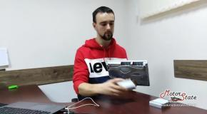 Panasonic Toughbook Cf-C1 - Обзор ноутбука диагностики - Меняем батареи при включенном ноуте
