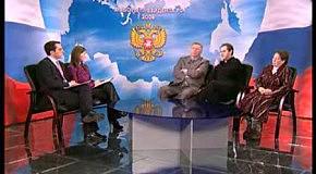 Выступление В В Жириновского на предвыборных дебатах – 2008