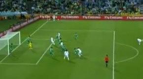 World Cup 2010 Греция - Нигерия / Greece - Nigeria 2:1