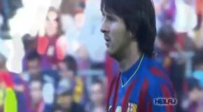 Messi vs Ronaldinho Who Is The Barcelona King HD