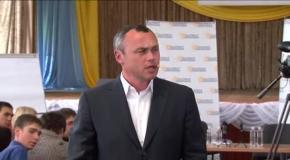 Бизнесмен Евгений Черняк о литературе