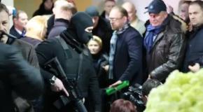 Юлия Тимошенко - первое интервью (22.02.2014)