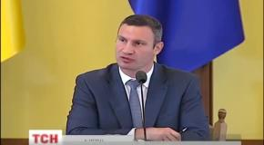 """Оговорки Кличко: """"У меня есть два заместителя, четыре из которых лежат в КМУ"""""""