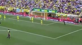 Вильярреал – Барселона - 0:1 Видео голов матча чемпионата Испании 2014