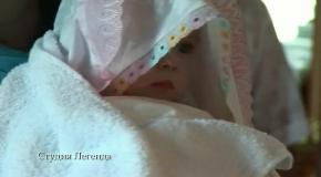 Крещение  Донецк, видеосъемка в храме