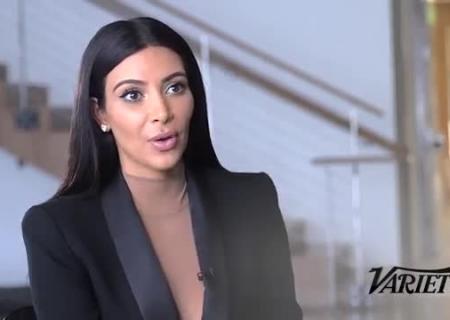 Ким Кардашьян показала грудь вкостюме принцессы Жасмин