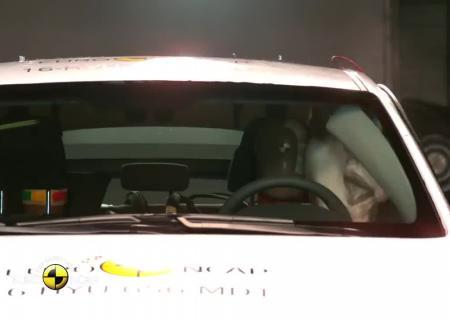Euro NCAP назвал самые безопасные автомобили нынешнего года
