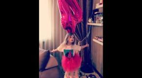 видео с дочкой Анатолия Анатолича