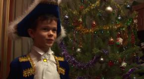 Дед Мороз в Донецк, Макеевка, ded moroz Donetsk