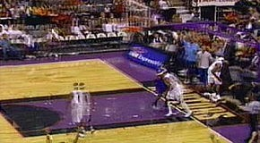 The Greatest Dunk of Vince Carter