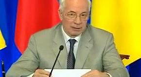 Путин - Азарову: Контракт у нас есть, он подписан, так что придется платить