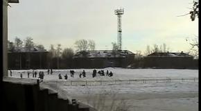 Полу - Голые придурки (чудики) на льду